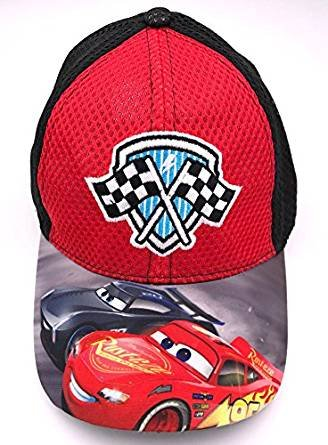 bac38002e92 ... get disney cars 3 toddler baseball cap hat mesh jackson storm mcqueen  0d9ae dbaff
