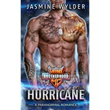 Hurricane: A Paranormal Romance (Savage Brotherhood MC) (Volume 4)