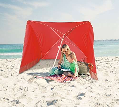Ammsun-Instant-Pop-up-Easy-to-use-Outdoor- & Ammsun Instant Pop up Easy-to-use Outdoor Cabana Beach Tent ...
