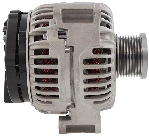 or W/8 Groove Clutch Pulley fits John Deere Ag & Utility Tractors 6230,6330,6430, Premium 4045T Diesel 2007-2012 7130,7230,7330,7430,7530, 2007-2011 0-124-515-126 AL166646 ()