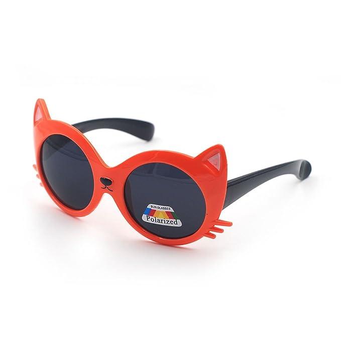 XINPORT Niños gafas de sol en forma de gato, Por xinmade ...