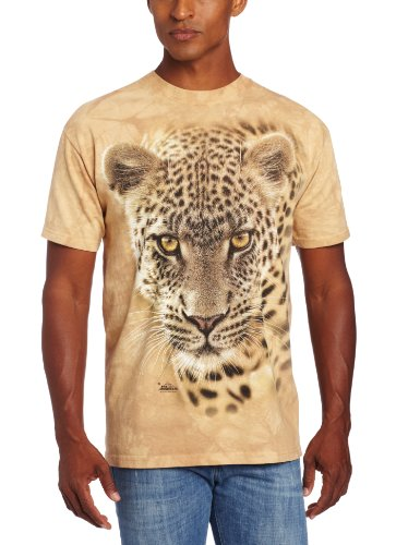 The Mountain - - HERREN On The Prowl T-Shirt, 5X-Large, Multi