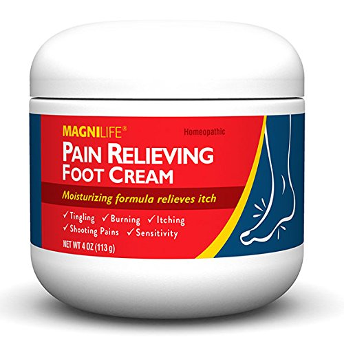 MagniLife Pain Relieving Foot Cream product image
