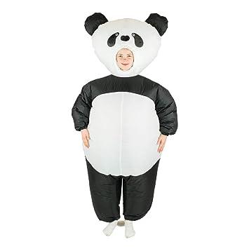 Bodysocks® Disfraz Hinchable de Panda Niño: Amazon.es ...