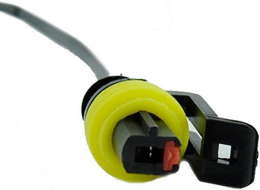 Mintice/™ 5 X 1 broche voiture de fa/çon automatique /étanche connecteur /électrique kit de prise de courant avec du fil AWG de calibre marin