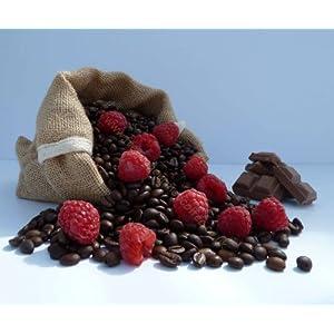 Caffè aromatizzato al cioccolato e lampone, Filtro, 200 g