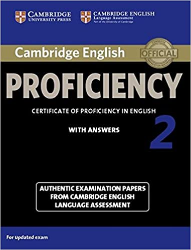 Cambridge english proficiency 2 students book with answers cambridge english proficiency 2 students book with answers authentic examination papers from cambridge english language assessment cpe practice tests fandeluxe Image collections