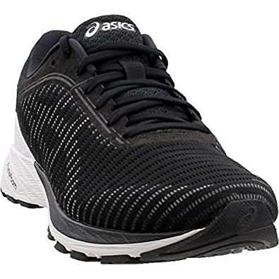Asics - Mens Dynaflyte 2 Shoes, 10 D(M) US, Black/White/Carbon