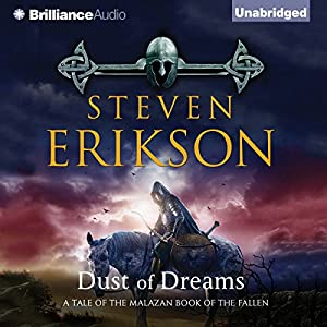 Dust of Dreams Audiobook