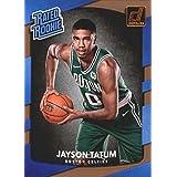 2017-18 Donruss #198 Jayson Tatum RC Rookie Celtics Rated Rookie
