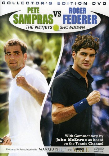 The Netjets Showdown  Pete Sampras Vs  Roger Federer