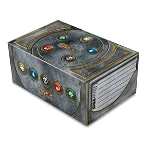 Ultra Pro 82120 - Caja de almacenamiento MTG Magic Symbols Mana [importado de Alemania]