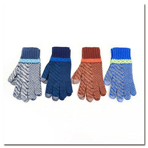 ERIBE エリベ Tweed Owl Glove[AG3221] SUNRISE