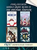 Free eBook - Four Fantastic Middle Grade Reads in One