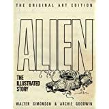 Alien - The Illustrated Story (Original Art SIGNED Edition)