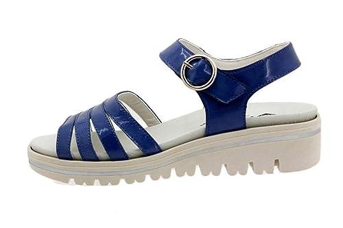 180786 Piesanto Zapato Cómodo Sandalia Extraíble Plantilla Mujer PkZulwOXTi