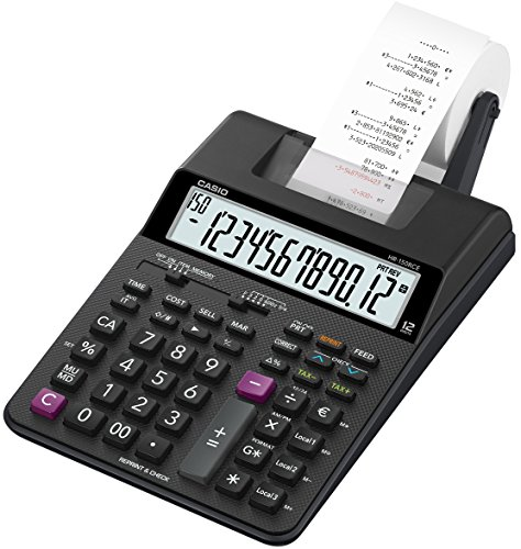 Casio Hr-150Rce 12 Digit Printing Calculator by Casio