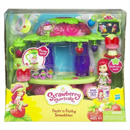 Strawberry Short Cake Smoothie Maker, Baby & Kids Zone