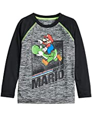 Jumping Beans Boys 4-12 Mario Active Graphic Tee