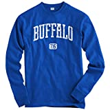 Smash Transit Men's Buffalo 716 Long Sleeve T-Shirt