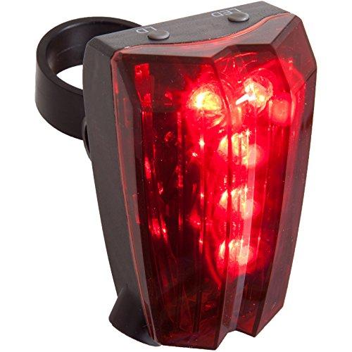 Ultega Laser Bicycle Safety Lamp