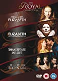 The Royal Collection - 4-DVD Box Set ( Elizabeth / Elizabeth: The Golden Age / Shakespeare in Love / The Other Boleyn Girl ) ( Elizabeth: The V [ NON-USA FORMAT, PAL, Reg.2.4 Import - United Kingdom ]
