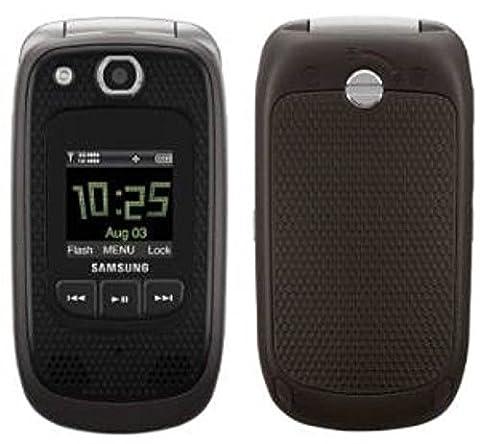 Verizon Samsung Convoy U660 No Contract Rugged PTT Cell Phone Grey Verizon (Verizon Camera Phones)