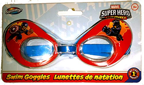 SwimWays Swim Goggles - Marvel Super Hero