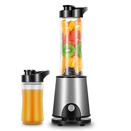 Batidoras de vaso Moderno Exprimidor Casero Automático Apretón Portátil Fruta Y Jugo De Vegetales Máquina Multifuncional