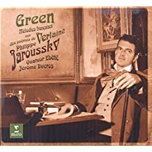 Green: Melodies Francaises by Jaroussky, Philippe, Quatuor Ebene (2015-02-17)