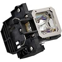 DLA-RS65 JVC Projector Lamp Replacement. Projector Lamp Assembly with High Quality Genuine Original Philips Bulb Inside.