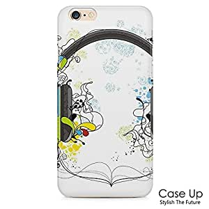 """Creative Design Series I Snap On Hard Phone Skin Case Cover for iPhone 6 Plus (5.5"""") - I6+ART1132"""