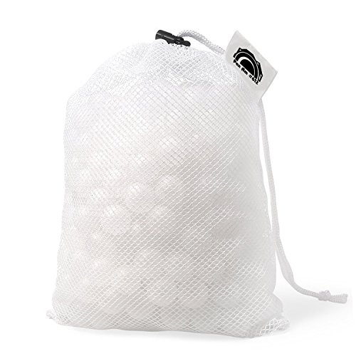Sous Vide Water Balls 250 Count with Drying Bag for Precision Cookers Immersion Circulators: Anova, Nomiku, Gourmia, ChefSteps, Sansaire, PolyScience and other - Cook for Hours, Stops Evaporation