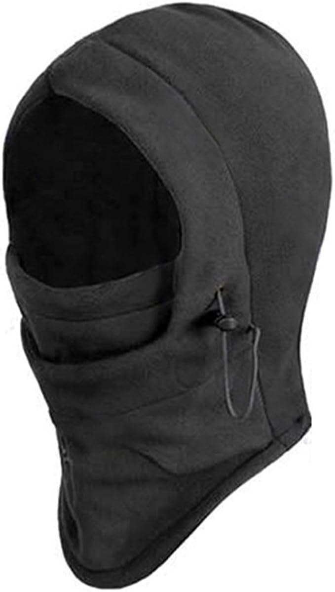 Sealike Winter 6 in 1 Warm Fleece Balaclava Hood Cycling Cap with Stylus