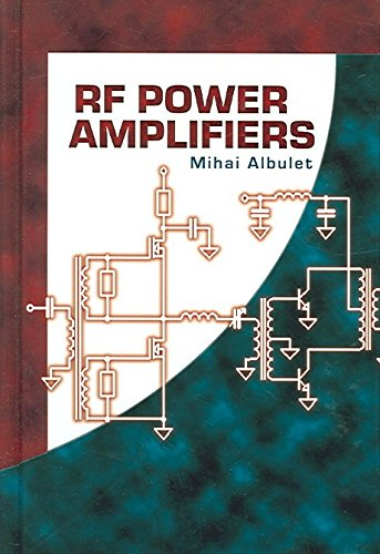 By Mihai Albulet - RF Power Amplifiers (2001-12-16) [Hardcover]