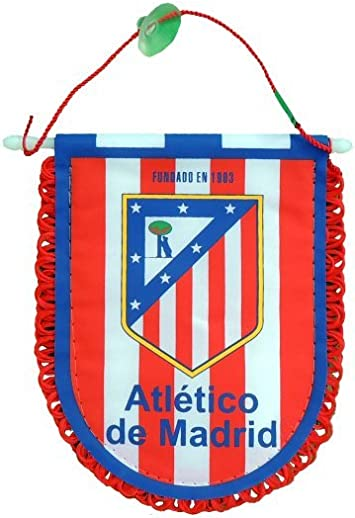 Drap Center Banderin Atletico de Madrid: Amazon.es: Deportes y ...