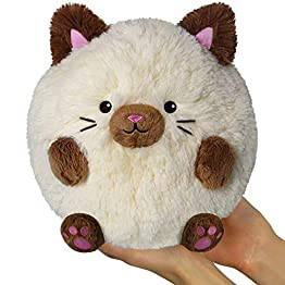 Siamese Cat Plush | 7 Inch | Squishable Mini 7