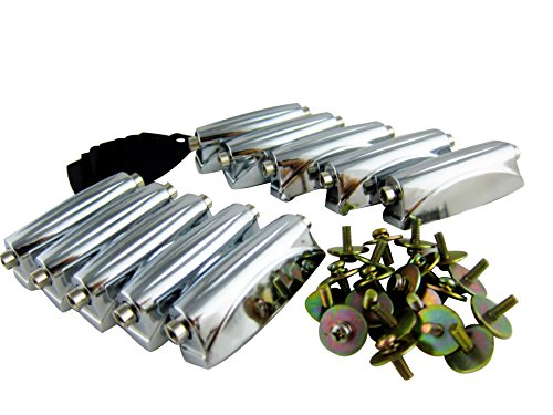 (Goedrum 10 Double End Tom / Snare Drum Lugs with Mounting Screws)