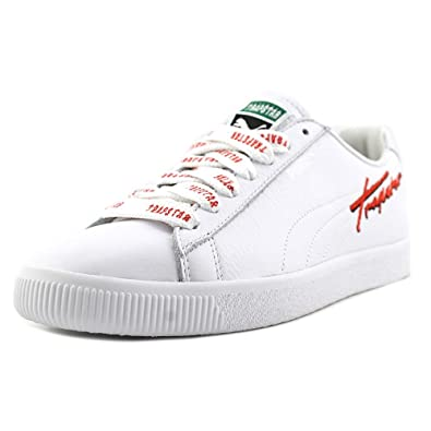 PUMA PUMA X TRAPSTAR Clyde Leather Sneaker RV7GKbN8CJ