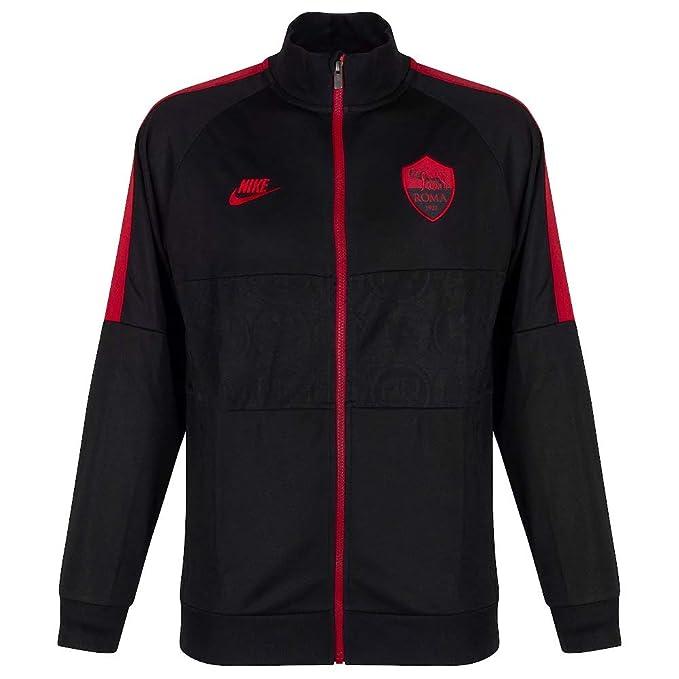 Nike A.s. Roma Chaqueta, Hombre: Amazon.es: Deportes y aire libre