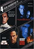 4 Film Favorites: Steven Seagal (Above the Law, Fire Down Below, The Glimmer Man, Under Siege)