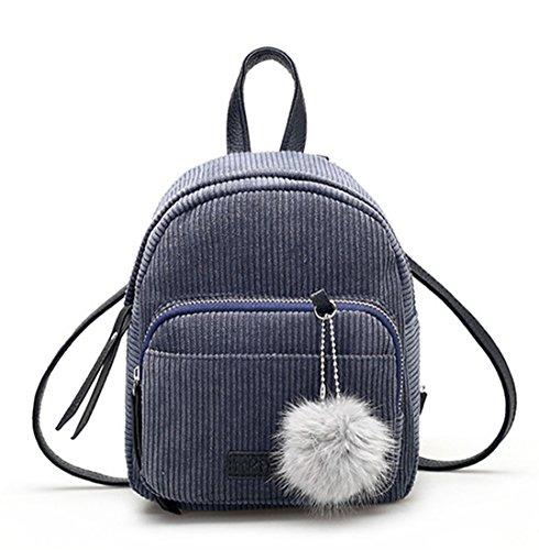 [해외]Basilion 천으로 패브릭 숙녀 배낭 미니 학생 가방 캐주얼 숄더 가방/Basilion Cloth Fabric Ladies Backpack Mini Student Bags Casual Shoulder Bag