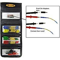 Silvertronic 905318 Avionic Connector Test Lead Service Kit with Tool