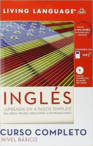 Ingles Curso Completo Nivel Basico Living Language Complete