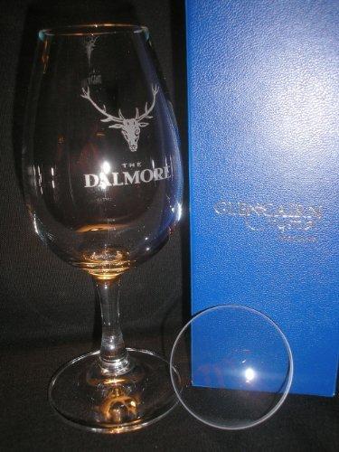 DALMORE GLENCAIRN COPITA NOSING GLASS WITH WATCH GLASS ()