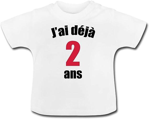 Je Men Bats Les Couches B/éb/é T-Shirt B/éb/é
