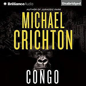 Congo Audiobook