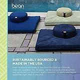 Bean Products Zafu & Zabuton Meditation