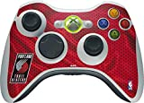 Cheap NBA Portland Trail Blazers Xbox 360 Wireless Controller Skin – Portland Trail Blazers Away Jersey Vinyl Decal Skin For Your Xbox 360 Wireless Controller