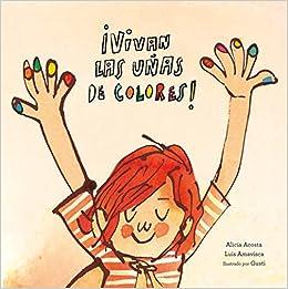 Resultado de imagen de vivan las uñas de colores